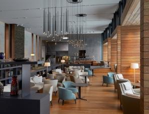 BASALT ARCHITECTS & DESIGN GROUP ITALIA--RETREAT HOTEL