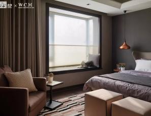 森境&王俊宏设计--上海市杨浦区,上和园250m²住宅