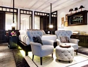 Billy Bensley设计--曼谷The Siam Hotel