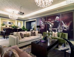 戴昆设计--杭州绿城溪上玫瑰园 作品全集