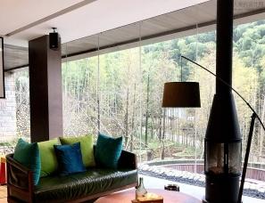 美术学院风景建筑设计--安吉尔庐度假酒店