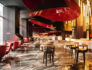AB Concept设计--西安W酒店