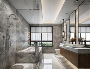 成都装修公司 卫生间装修怎么挑选瓷砖?