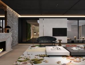 孟也设计--北京御墅1000m²设计方案