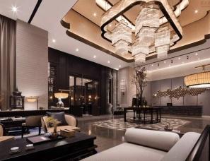 深圳昊泽空间设计--厦门建发地产央玺会所 南国之梦