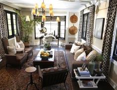 来自国际顶尖室内设计师的10个装饰技法