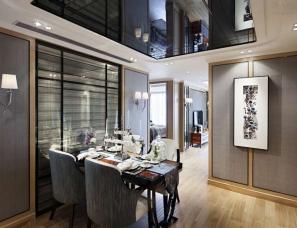 深圳盘石设计--湖北宜昌恒信·中央公园9C户型样板房
