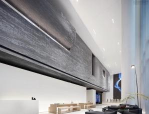 广州共生形态设计--苏州美的·云筑未来生活馆