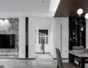 武汉三伏设计新作/160m²高级空间里的情调家