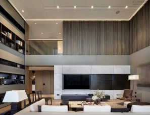 DIA丹健国际设计--深圳汉京九榕台顶级半山海景豪宅
