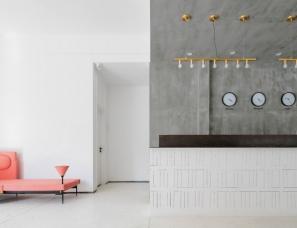 上海曼都建筑设计-三亚六甲酒店