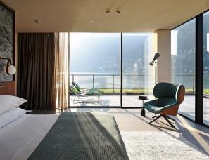 Patricia Urquiola设计--意大利Sereno度假酒店