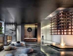 ATENO天诺国际设计孙建华--福州·明谷行馆温泉酒店