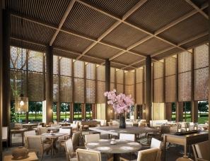 Kerry Hill设计--上海养云安缦度假酒店