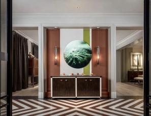 北京居其美业设计--西安Thomasville&co展厅