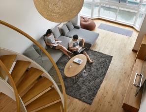 太合麦田设计——柚小柚の家