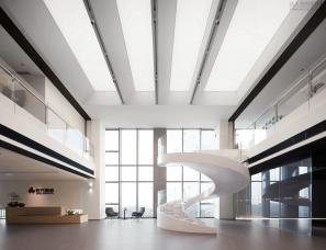 共生形态设计--时代商业企业展馆及会所