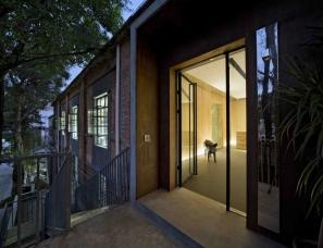 广州共生形态设计--共生形态创意总部