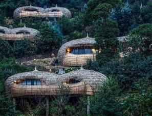 Artichoke Interiors--隐于茂密丛林中的豪华度假酒店