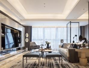 上海岳蒙设计--雅舍悠然
