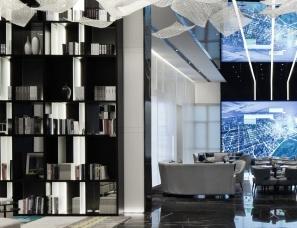 飞视设计--绿地国际理想城售楼处