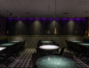 陈飞波设计--秀江南餐厅