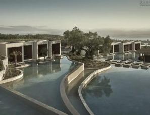 BLOCK722设计--希腊最新开业的Olea All Suite Hotel