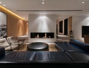 上海飞视设计张力作品—昆山花桥度假别墅
