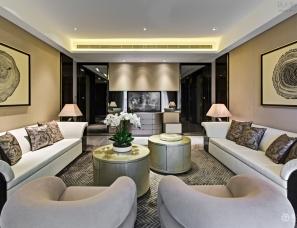 广州奥迅设计--南昌·新力洲悦样板房叁