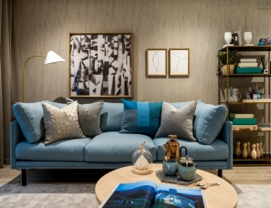 honky设计--伍兹路演的公寓