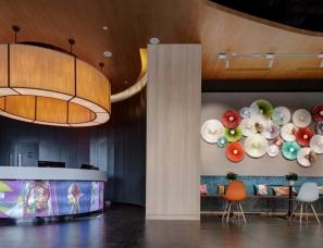 派尚设计 --广州雅乐轩 aloft 酒店