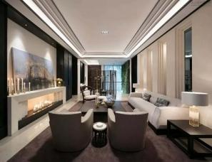 DIA 丹健国际设计--上海华侨城苏河湾新滨水大宅
