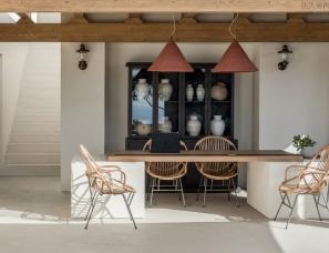 Interior Design Laboratorium--Istoria酒店,圣托里尼