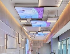 新天地广场Social House商场设计以四季为主题