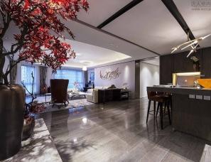 DIA丹健国际设计--上海 华润外滩九里 创新样板房