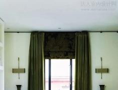 【色彩家】橄榄绿客厅,人入画境中
