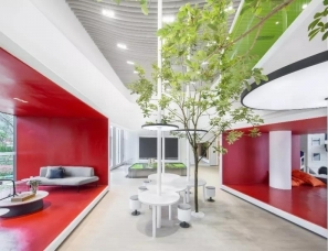 广州共生形态设计--肇庆美的公园天下