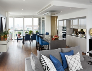 honky设计--london Terrace Collection Penthouse