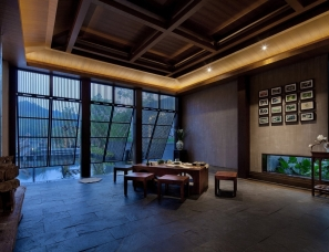 大易国际设计--惠州中信紫苑.汤泉会馆