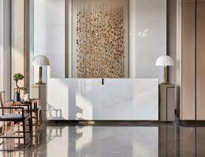 居其美业室内设计戴昆--葛洲坝武汉紫郡蘭园项目售楼处