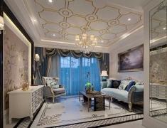 欧式家装就像打开美好舒适生活的画卷