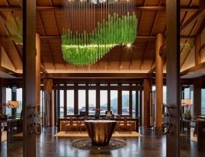 中国文化个性设计领航者/YANG杨邦胜酒店设计作品集