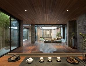 邱春瑞设计--繁华归来隐于园,云麓之上心居所
