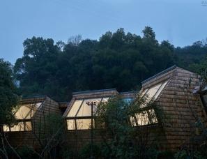 美术学院风景建筑设计--杭州开元森泊度假乐园