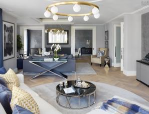 honky设计--london Luxury apartments