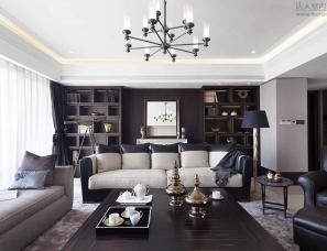 DIA丹健国际设计--上海 华侨城苏河湾 塔尖住宅