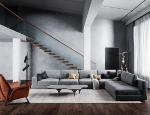 ARB Projec Studio设计--穿梭于黑白之间的灰度空间