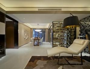 广州共生形态设计-裕通花园三期01户型样板房