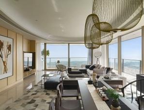 台湾森境王俊宏设计--深圳湾一号超级豪宅