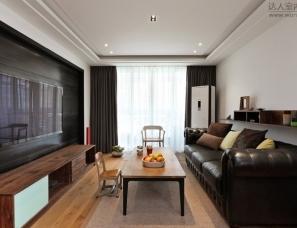 陈飞波室内设计--公寓